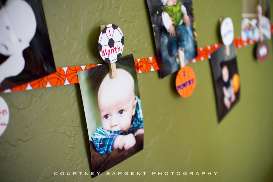 courtney sargent photography clayton s first birthday party