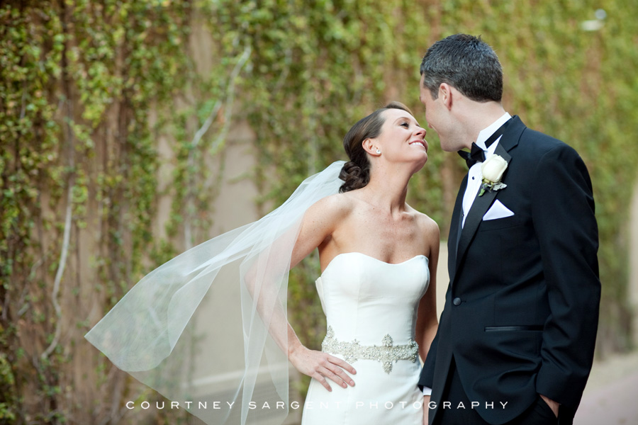Michelle Colin 39s Brophy Chapel and Phoenix Country Club Wedding