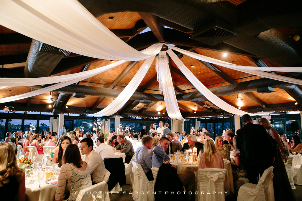 They Had A Gorgeous Outdoor Ceremony By The Lake At Mccormick Ranch Golf Club In Scottsdale And Even Surprised Their Guests With Fireworks Show End