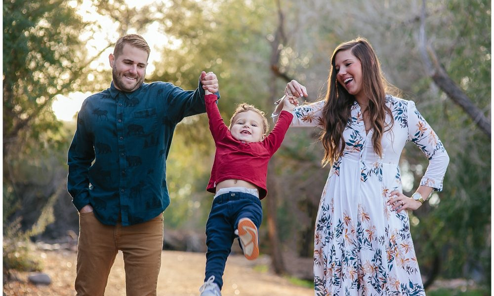 The Marderosian's Central Phoenix Family Portrait Session
