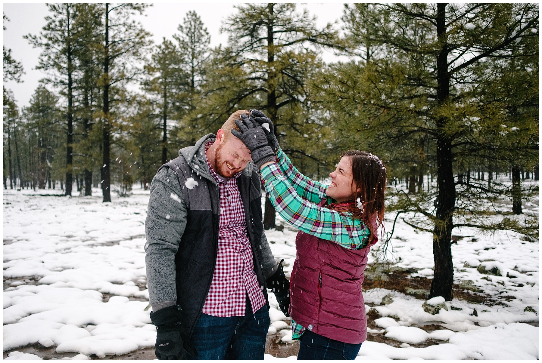 Flagstaff Engagement Photographer, Flagstaff Engagement Session