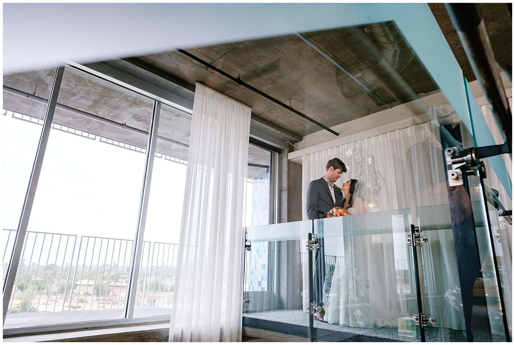 Scottsdale Wedding Photographer, Hotel Valley Ho Wedding