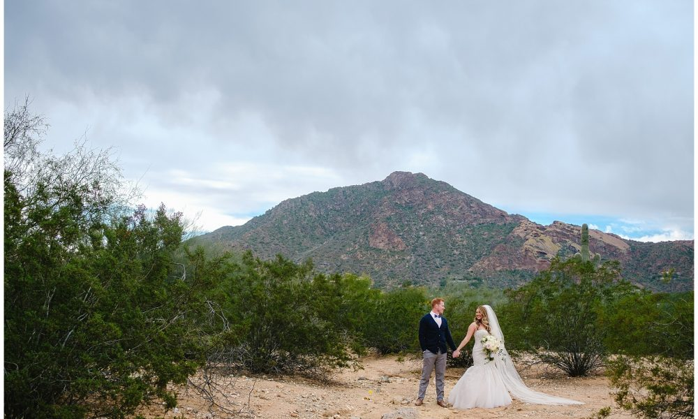 Kim & Kevin's Paradise Valley El Chorro Brunch Wedding