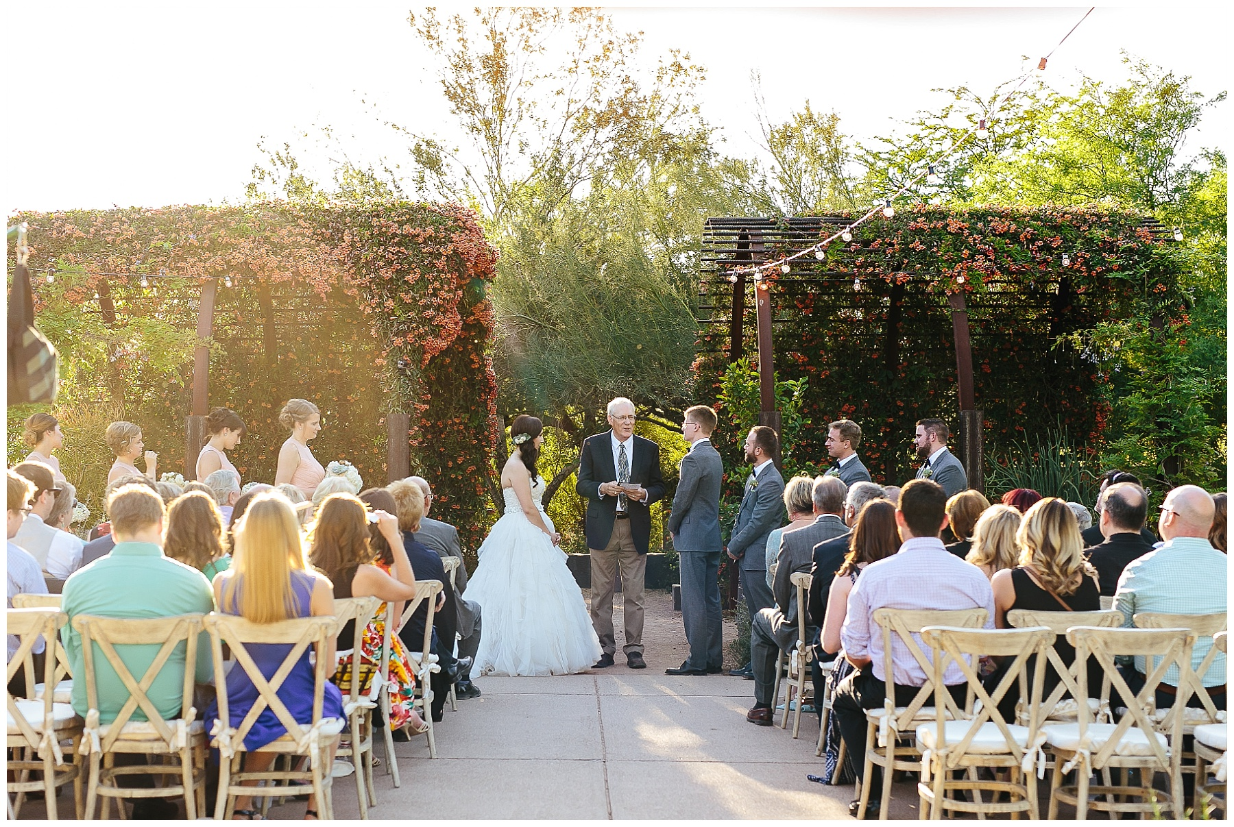 Desert Botanical Garden Wedding Phoenix Photographer